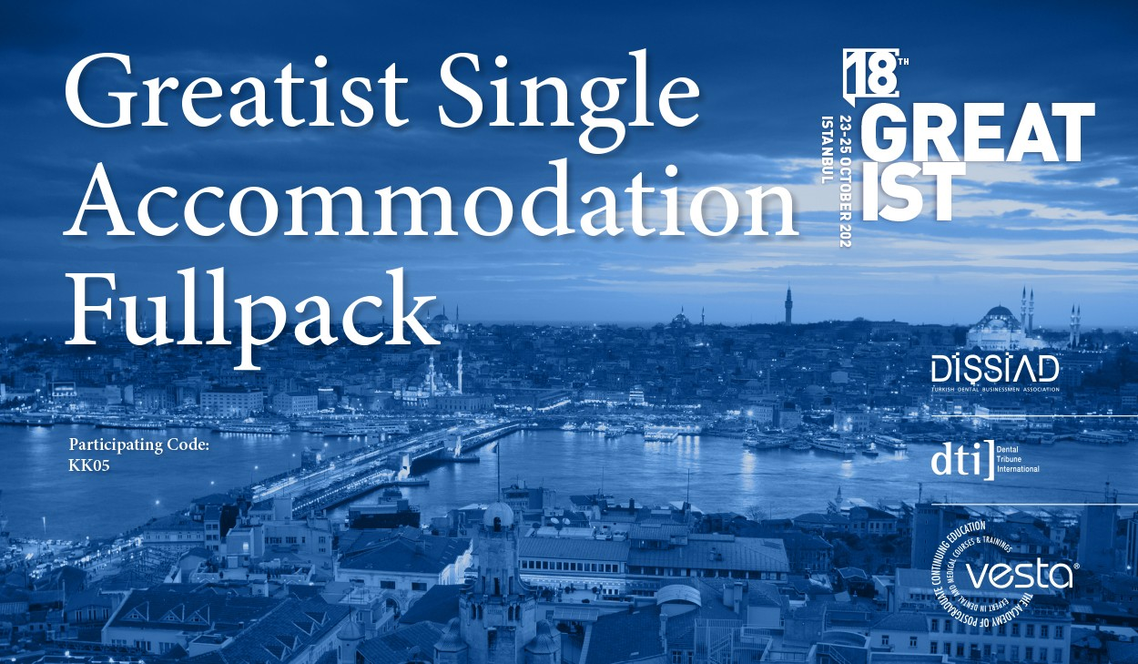 Greatist Single Accomodation Fullpack